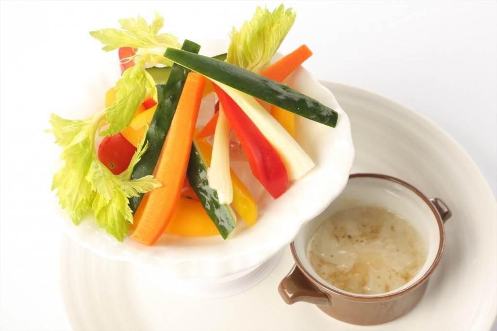 ディナー Salad Frenzy