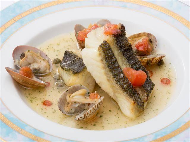 庄内浜のお魚料理