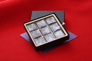 結婚式場 ホテルキャッスル チョコレート