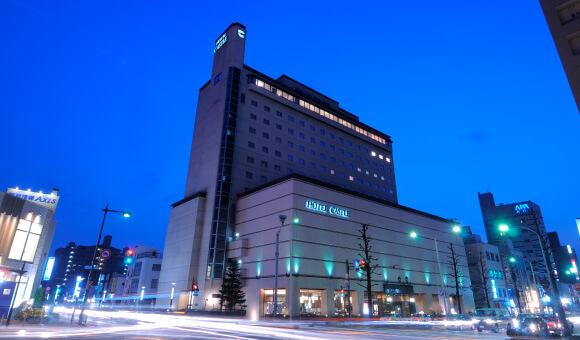 山形駅前ホテルのお問い合わせご案内