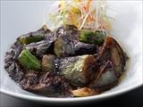 中 茄子と挽肉の甘味味噌煮込み 1600_R